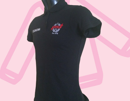 Sudbury Gym Club Polo Shirts