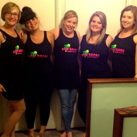 Printed Hen Party and Stag Do T shirts, Sudbury Suffolk